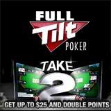 fulltiltpoker bonus take 2