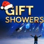 888Poker Jule Kampanjer - Gift Showers