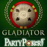 gladiator partypoker