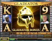 Gladiator Slot Game