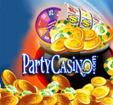 party casino gold mega jackpot