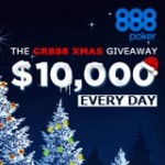 888 Poker - GR888 Winter Freerolls