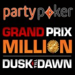 Grand Prix Miljoen Party Poker toernooi