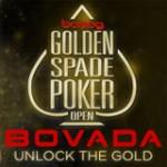 GSPO Bovada Poker Serien Timeplanen