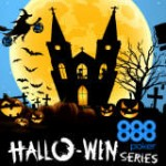 Hallo-Win 888Poker Serie de Freerolls