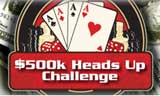 heads up tournament