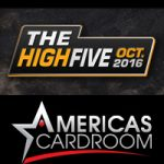 High Five Tournament Series - ACR Poker