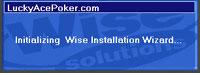 installing luckyacepoker