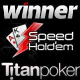 speed holdem poker