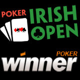 Irish Open Poker 2015 Satellitturneringer