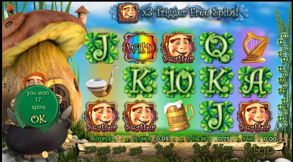 Irish Riches Slots - Læs anmeldelse og Spil gratis