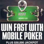 Jackpot SNG Mobilpoker for USA-spillere