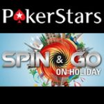 Spin n Go on Holiday PokerStars Turneringer