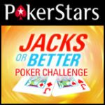 Pokerstars Herausforderung Jacks or Better Poker