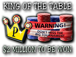 PartyPoker King of the Table