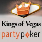Kings of Vegas - PartyPoker