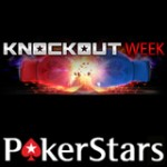 Knockout Week Tournaments PokerStars