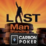 last man standing carbon poker