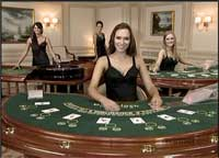 Blackjack en ligne croupier en direct