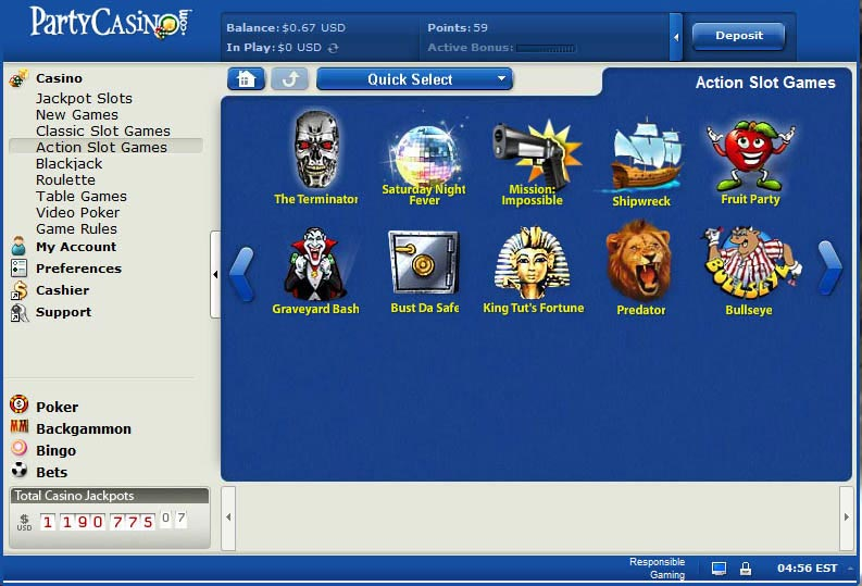 jackpot party casino online extra gold