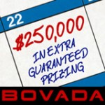 Mad Monday Bovada Poker Tournaments