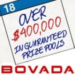Mad Mandag Bovada Tidsplan USA Poker