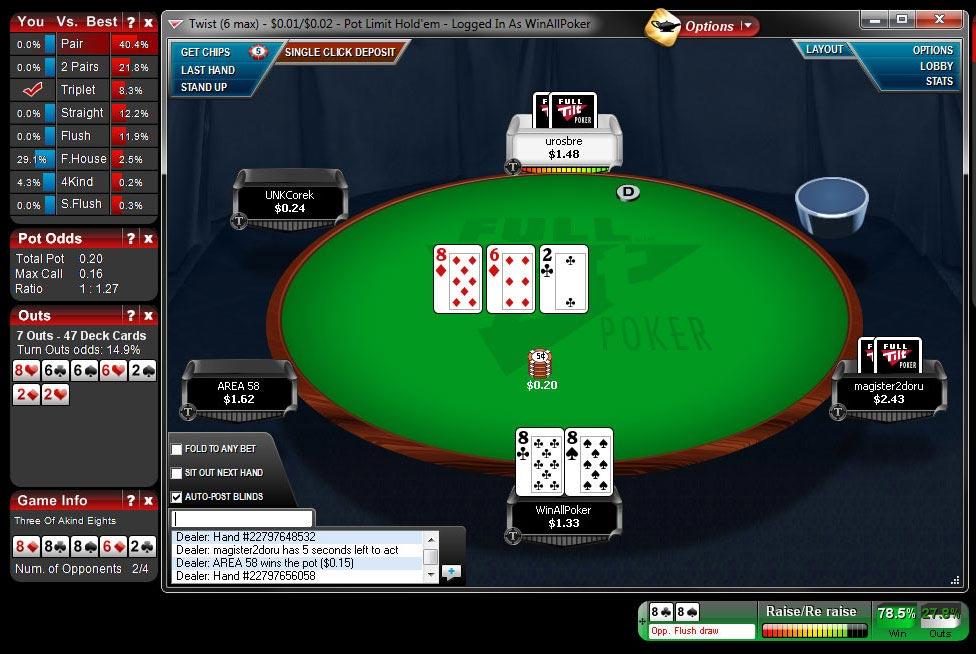 Campeonato poker paranaense