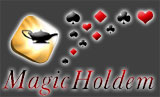 magicholdem poker odds calculator, use this poker tool online to improve your odds you can even get a free license for Magic holdem