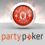 Manchester United Mission no Party Poker