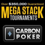 Mega Stack Turneringsplan CarbonPoker