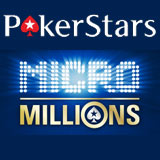 micromillions schedule pokerstars tournaments