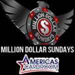 Million Dollar Sundays Americas Cardroom