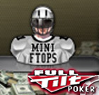 Details about Full tilt Poker miniftops XII tournament series 2009.