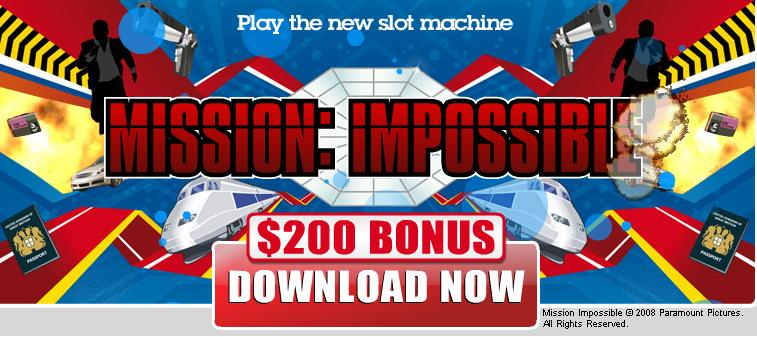 Mission Impossible download partycasino slot game