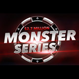 Tournois Monster Series Party Poker 2018