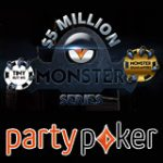 Monster Serie Turneringskalender PartyPoker
