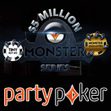 Monster Serie Calendario de Torneos PartyPoker