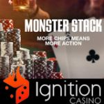 Monster Stack Tournament Ignition Poker