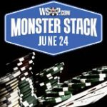 Monster Stack Turnering WSOP 2016