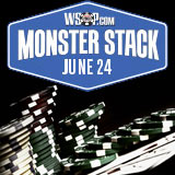 Monster Stack Turnier der WSOP 2016