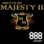Month of Majesty II sur 888poker
