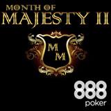 month of majesty ii - 888poker