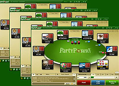 new multi table partypoker
