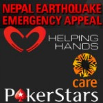 Nepal Earthquake 2015 donere med PokerStars