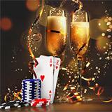 new year poker