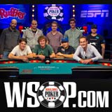 2013 WSOP Main Event Final Table