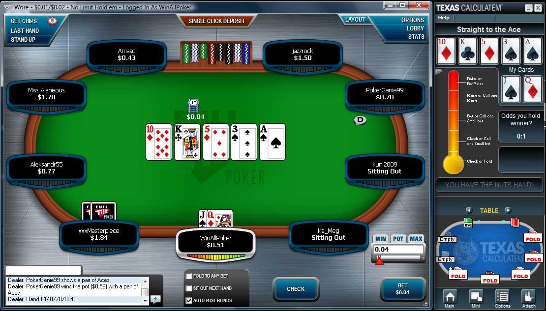 Poker v5