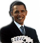 Barrack Obama Boost America's Economy with Legal Online Poker