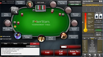 Odds Calculator Poker