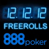 once in a century freerolls 888 poker